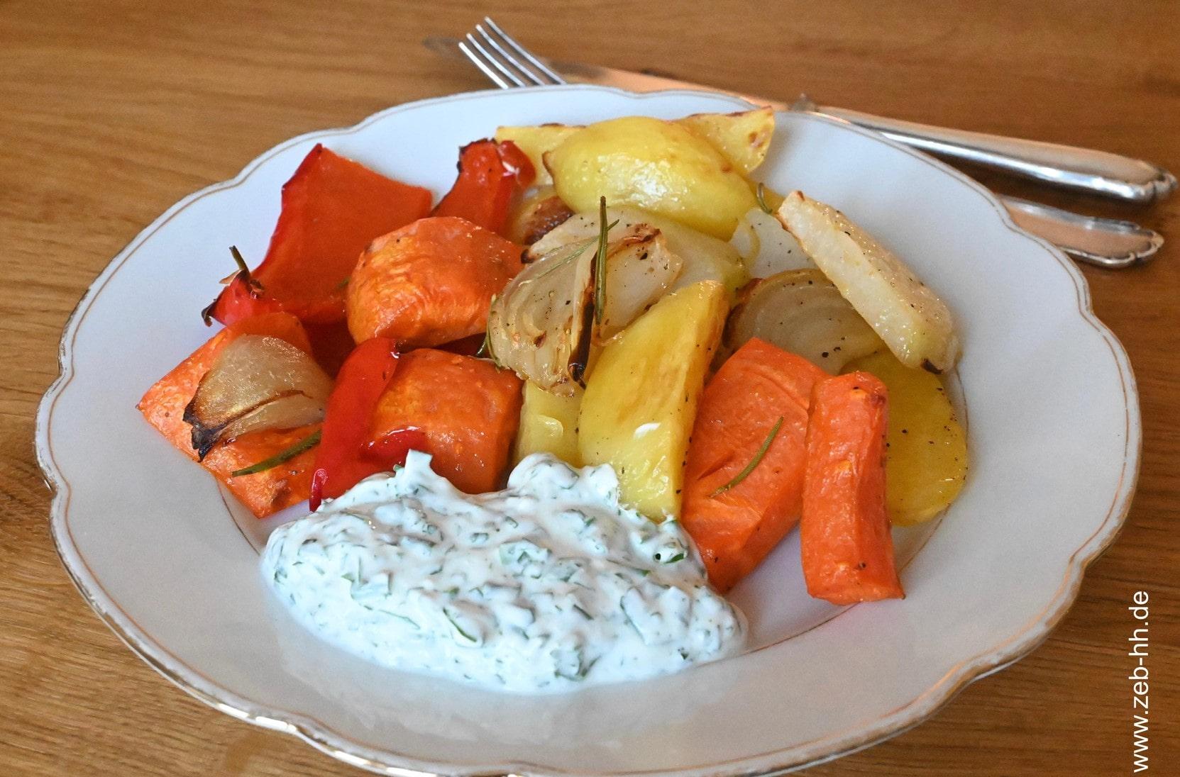 Zwiebel Karotte Kartoffel Frischkäse